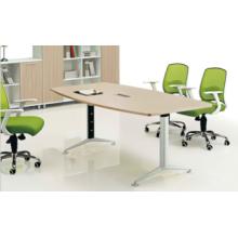 Preço barato tabela de reunião superior para área de reunião