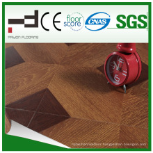 12mm Art Paste-up Surface European Style Laminated Floor