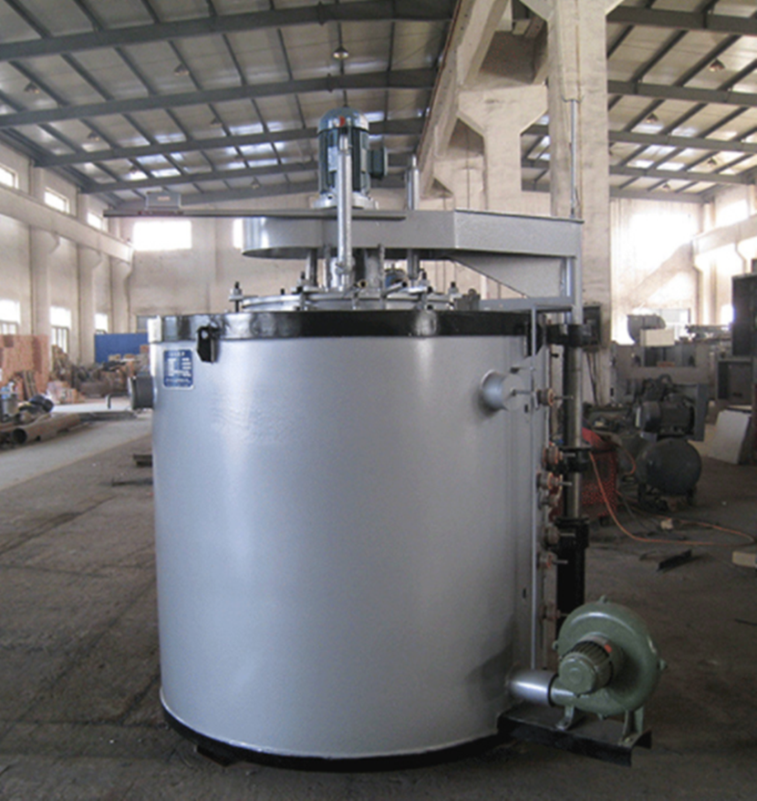 Cylindrical Electric Furnace