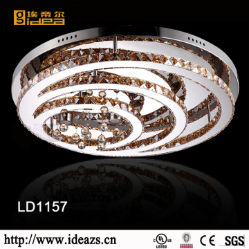 Modern Luxury Ceiling Lamp Crystal Ball