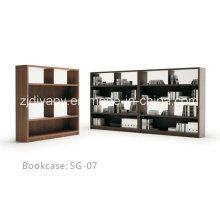 European Modern Style Wooden Bookcase (SG-07)