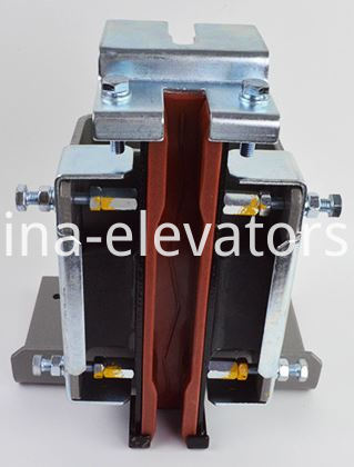Guide Shoe XiziOTIS Elevator Cabin High Speed