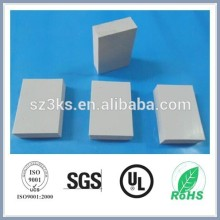 5w m/k flame retardent silicon sheet thermal pad