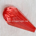 12*25MM Wholesale Acrylic Crystal Facted Teardrop Beads