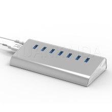 7-Port USB3.0 Data HUB 36w Power Adapter