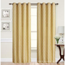 Attractive Designs Jacquard Curtain Panel