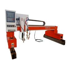 Tipo do pórtico da máquina de corte do plasma do CNC