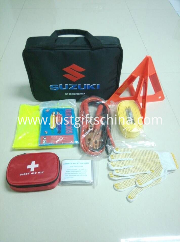 Personalized Logo Road Rescue Car Kit (2)