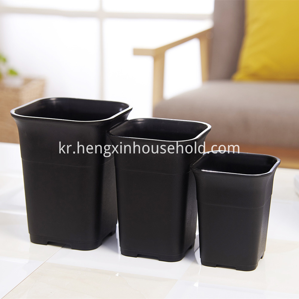 Mini Size Plastic Flower Pot