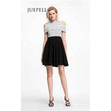 Stripe Jessery Femmes Dress