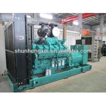60Hz 800KW / 1000KVA дизель-генераторная установка Работает на Cummins Engine KTA38-G2A
