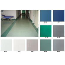 300 * 300 * 1.2mm PVC Homogeneous piso de azulejos