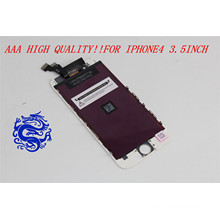 "High Quality for Apple iPhone 4"" Original LCD Mobile Phone LCD"