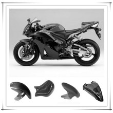 Real Carbon Fiber Motorbike Dash Panels Parts