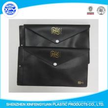 Factory Direct Verkauf von schwarzen Umweltschutz EVA Kunststoff Taschen