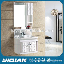 Special Door Design PVC Waterproof Small Modern Bathroom Wall Cabinet