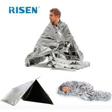 Mylar Survival Rescue Blanket Space