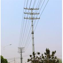 Torres monopolares de transmisión de potencia 10kv