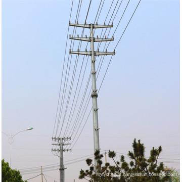 Torres Monopolo de Transmissão de Energia 10kv
