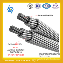 overhead cable bare conductor aac aaac acsr 70/40 aluminium conductor acsr for cable industry