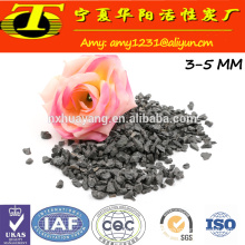 Refractory and abrasive material BFA brown fused alumina