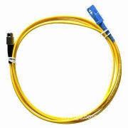 FC/SC Simplex 3.0 Fiber Optic Patch Cord/Jumper/Assembly/Pigtail/Optic Fiber Cable