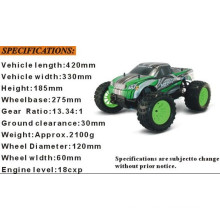 Hsp 1/10th Scale Nitro off Road Monster Truck (Model No.: 94188)