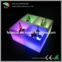 Светодиодный светлый кубик льда
