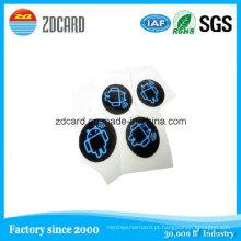 PVC RFID Tag com Chip