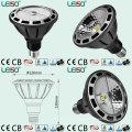 20W 100 graus LED PAR38 1600lm com aprovação TUV GS