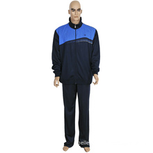 Hot Sell Men's Polyester Jogging Suit Sport Tracksuit