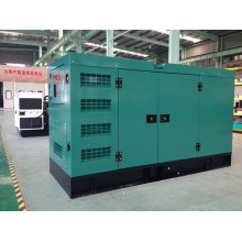 CE, ISO Approved Soundproof Cummins Diesel Generator 30kw (GDC30*S)