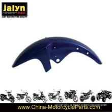 L'antidémarreur anti-reflet bleu moto ABS s'adapte à Ybr125
