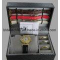 Мужской Подарочный набор с карабином часы