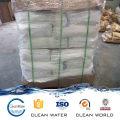 polyacrylamide anionique APAM nettoyant chimique pour l'eau