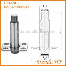 Наружный диаметр 13 мм Нормально замкнутый соленоидный клапан из нержавеющей стали Труба арматуры из нержавеющей стали