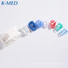 Medizinprodukte PVC Kunststoff Rohrclip