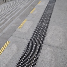 30x3 Galvanized Steel Grating 19x4 Industrial Floor Grating