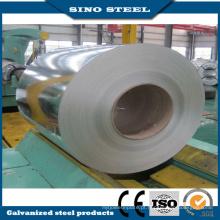Prime quente mergulhado zinco revestimento Gi bobina de aço galvanizada