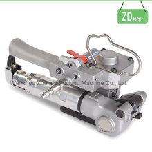 Máquina de embalaje plástica neumática / Flejadora (XQD-19)