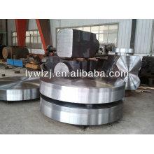 Piezas de forja de acero