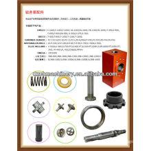 Bomba de lama de alta qualidade e peças
