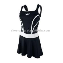 Nueva muestra ligera del vestido de tenis de la moda xxxl disponible