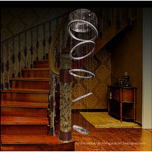 Pendelleuchten für Wohnkultur Lampe Kristall