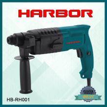 Hb-Rh001 Yongkang Harbor Electric Hammer Drill Chisel Hand Held Jack Hammer