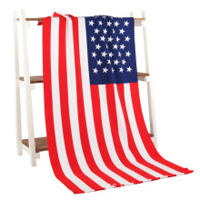 2018 Hottest Summer Trend Large Flag Toalla de playa