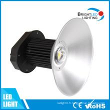Lampe en aluminium haute baie de 100W Canopy LED