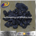 Henan high qualify black High Carbon Silicon Indian's price