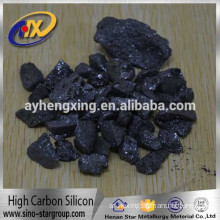 hot sale to Asia and Europe high carbon ferrosilicon and ferro silicon