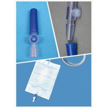 Poche d'urine stérile jetable après la chirurgie